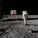 Photos taken by legend Neil Armstrong